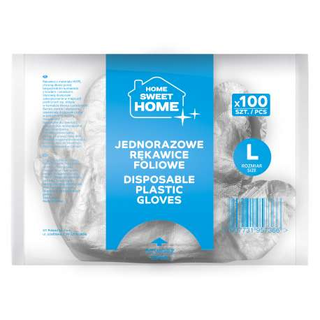 Rękawiczki Ochronne HDPE