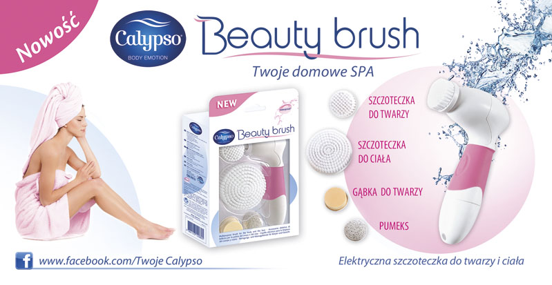 Beauty Brush Calypso